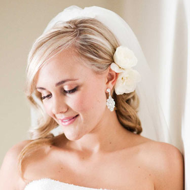 Wedding hair styles, up, half up, down, curly, straight how shall