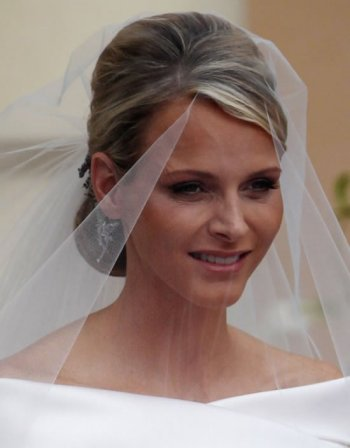 Charlene Whitstock who married Albert II Prince of Monaco