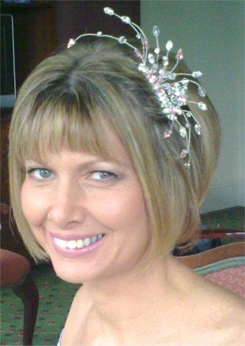 bridal headdressescombs wedding hair accessories surrey