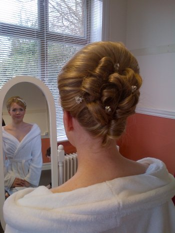 bridal headdresses  bs wedding hair accessories surrey